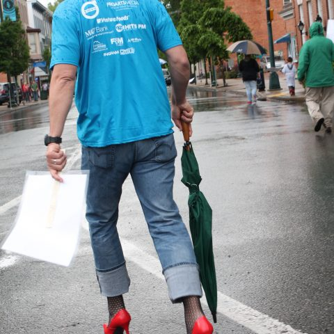 Walk a Mile in Her Shoes – May 5, 2017