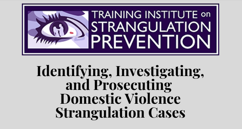 Strangulation Training @ St. Paul United Methodist Church | McConnellsburg | Pennsylvania | United States