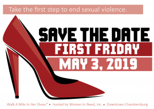"Walk a Mile in Her Shoes ""Funraiser"" @ King Street Church"