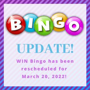 WIN Bingo @ American Legion Post #46